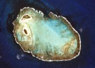 Imagem de atol das rocas