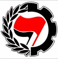 Símbolo do Antifa