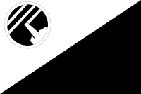 Bandeira do Anarco-existencialismo