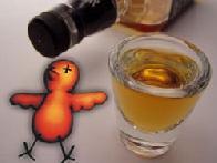 passarinho não pode beber!