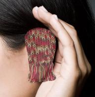 cobertor de orelha