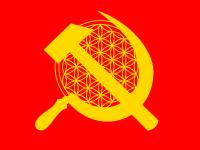 Bandeira do Comunismo Espiritual
