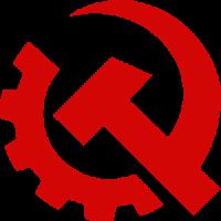 Símbolo do comunismo americano