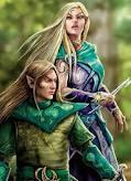 Imagem de elfos