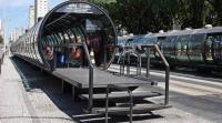 Estação-tubo em Curitiba (Foto: Sindimoc)
