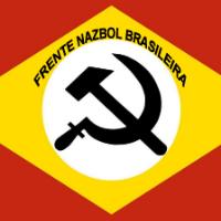 Símbolo da Frente Nazbol Brasileira