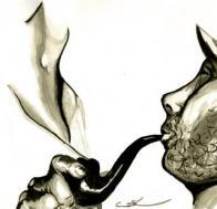 fumo de cachimbo