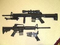 fuzil de assalto