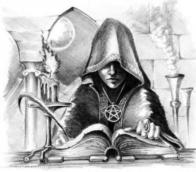 Imagem de feitiçaria