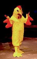 Homem galinha