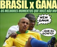 Brasil x Gana