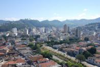 Vista de Itajubá