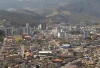 Itajub� e a Serra da Mantiqueira