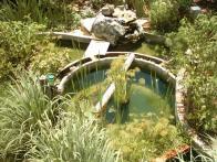 Lago criado pelo laguista