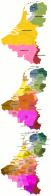 Dialeto falado na região de Limburgo e na Renânia.