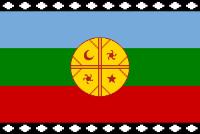 Bandeira Mapuche