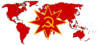 Bandeira do mundo monteirista