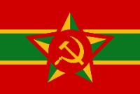 Bandeira do marxismo-ghiraldellismo