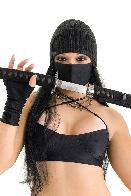 Ninja gostosa!