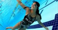 Imagem de natação