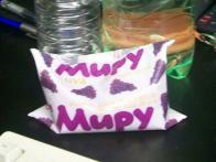 Mupy, Alimento Otaku