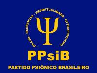 Bandeira do Partido Psiônico Brasileiro / Bandeira do Partido dos Cinéticos