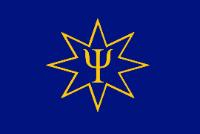 Bandeira do psionicismo-extrafisicismo