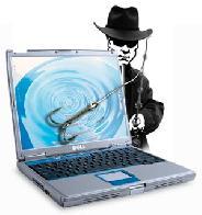 phishing na web