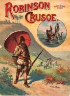Capa do livro Robinson Crusoe, obra que deu origem ao termo