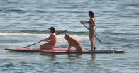 stand up surf canino