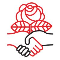 Símbolo do socialismo democrático