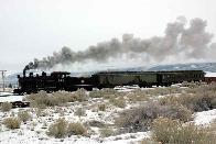 Trem fantasma