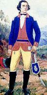 Repodu��o de quadro do Tiradentes (acervo da Prefeitura Municipal de S�o Jo�o del-Rei/MG)