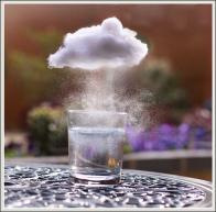 tempestade num copo d'água
