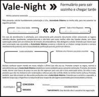 vale night